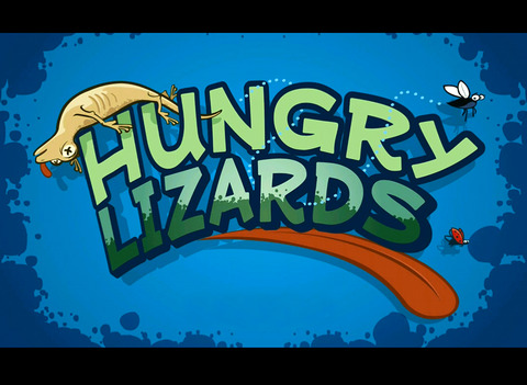 Hungry Lizards screenshot