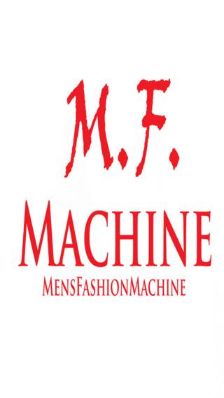 MensFashionMachine