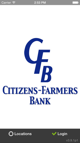 Citizens-Farmers Bank Mobile Banking