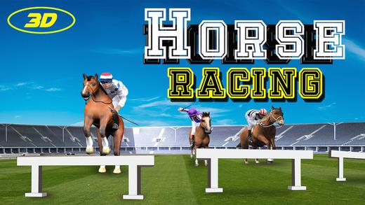 Horse Racing 3D 2015 Free
