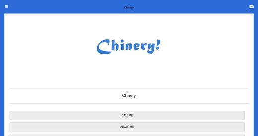 Chinery