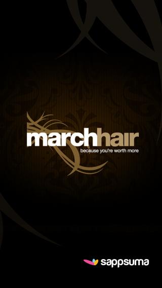 March Hair