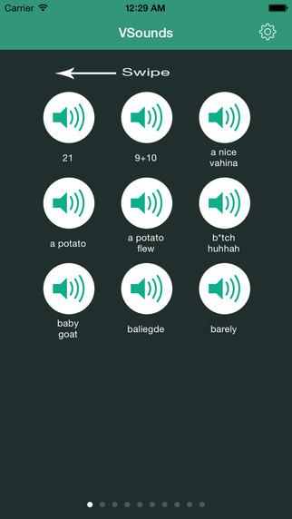 VBoardBlast - Soundboard for Vine + VSounds of Vine