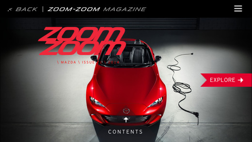 Zoom-Zoom Magazine (USA) on the App Store