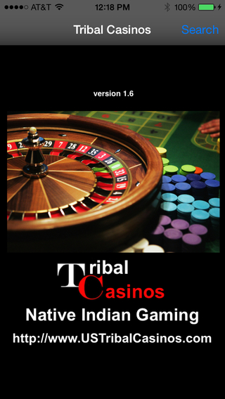 Tribal Casinos Native Indian Gaming
