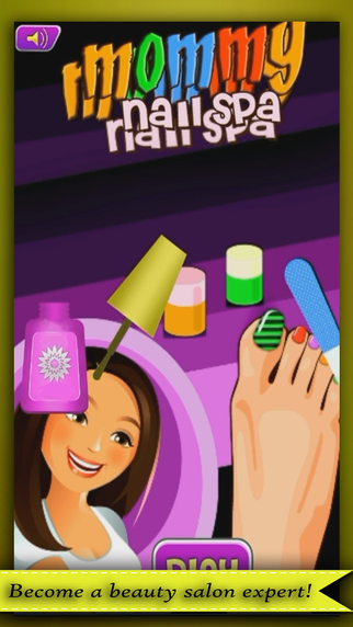 Mommy Foot Nail Spa Pro