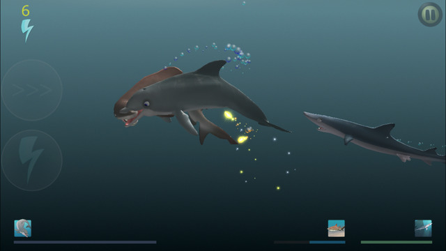 Shark Eaters: Rise of the Dolphins Screenshot