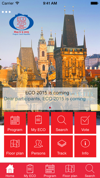 【免費教育App】ECO 2015 SmartCongress-APP點子