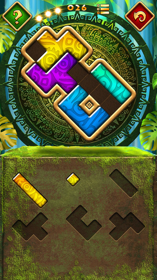 蒙特祖玛拼图4:Montezuma Puzzle 4 Premium