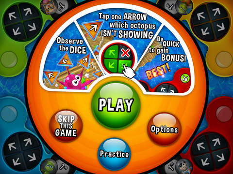 Very Hard Game - Best game to train your brain and reflex with up to 4 your friends iPad Screenshot 2