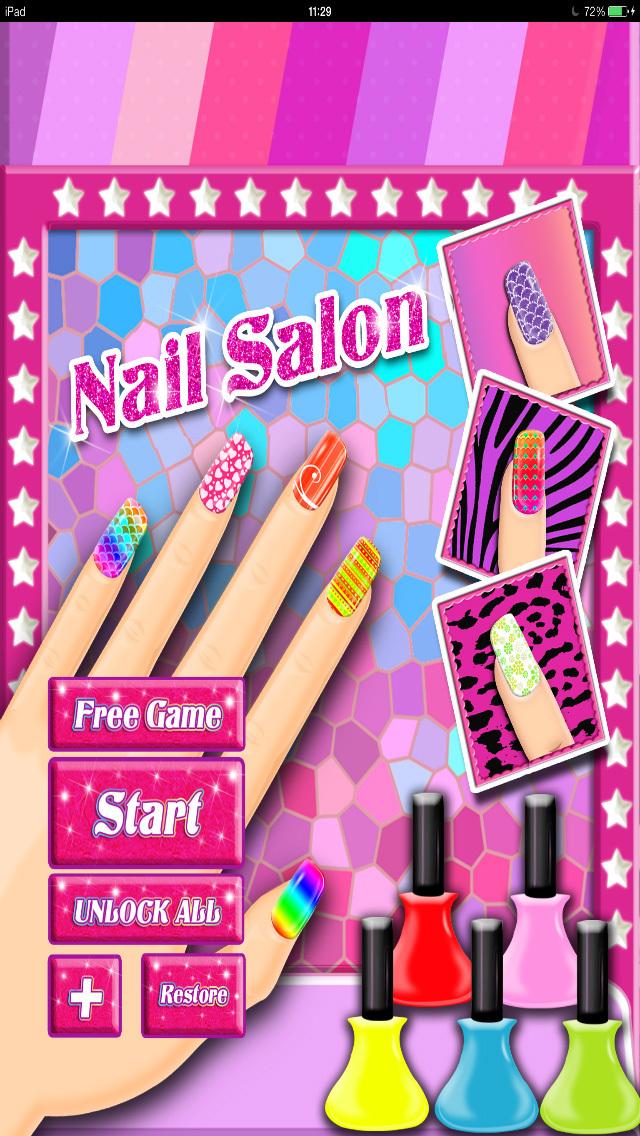 Download free fun beauty salon games for girls letitbitcode for Salon games free download