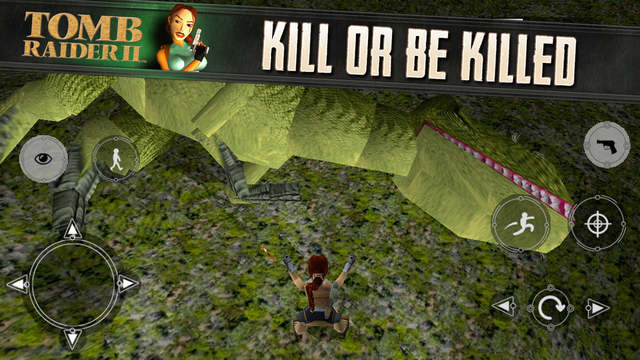 Tomb Raider II Screenshots