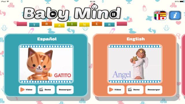 Baby Mind Trainer