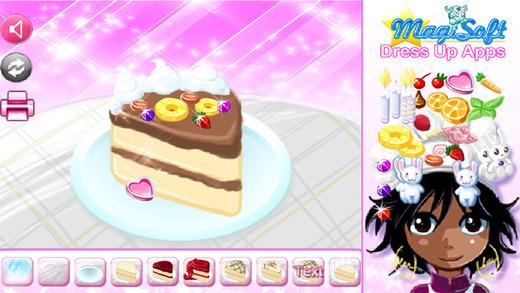 Laqwan's Cake Decorator