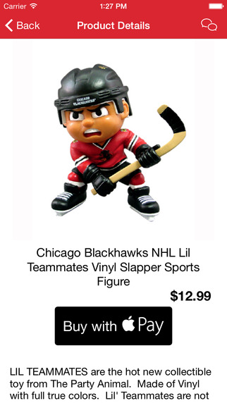 FanGear for Chicago Hockey - Shop for Blackhawks A