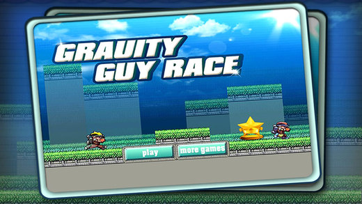 Gravity Guy Race