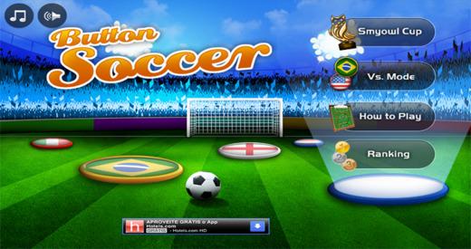 Button Soccer HD