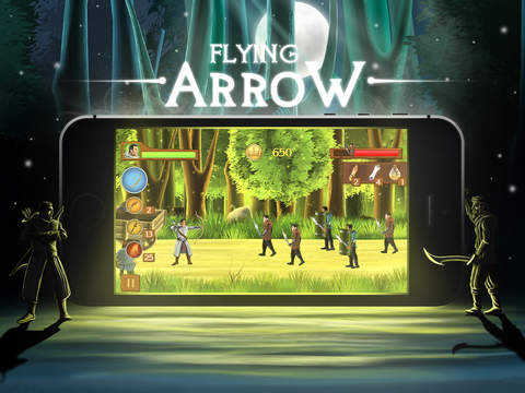 Flying Arrow Screenshots