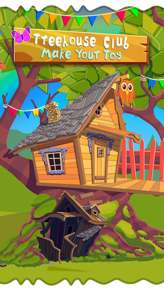 Treehouse Club – Make Your Toy