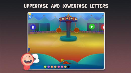 TopIQ Phonics: Letters of Alphabet