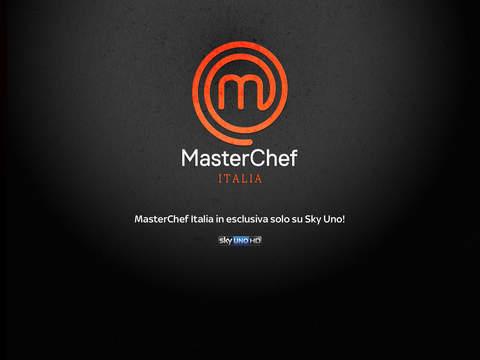 MasterChef Italia per iPad