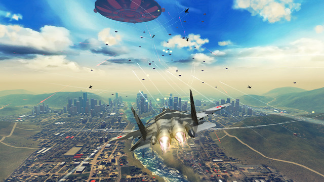 《搏击长空 - Sky Gamblers Air Supremacy [iOS]》