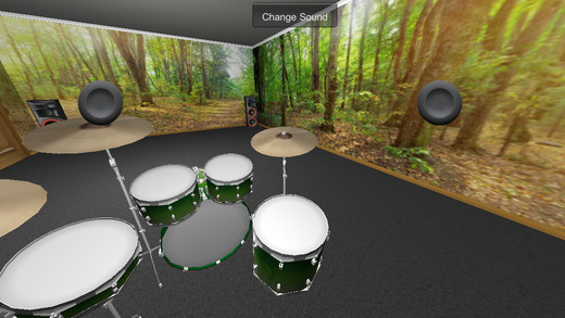 Drum Set 3D: Pocket Studio
