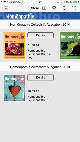 HZ Digital - Homöopathie Zeitschrift