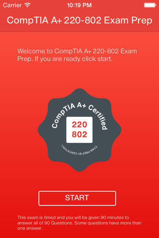 220-802 - CompTIA A+ Certified Professional – Exam Prep screenshot 1