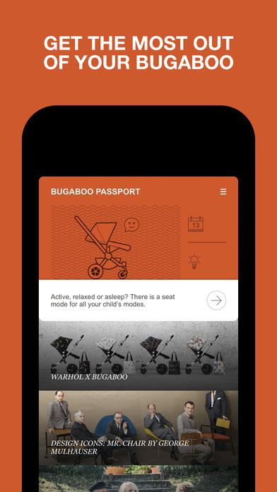Bugaboo Passport