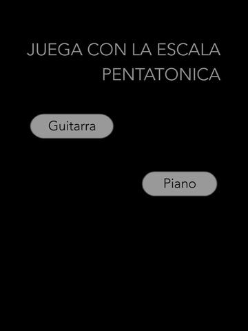 JUEGA CON LA ESCALA PENTATONICA