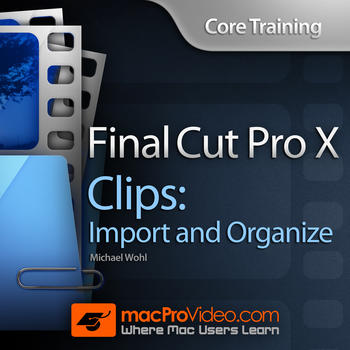 Course for Import and Organize in FCPX 攝影 LOGO-玩APPs