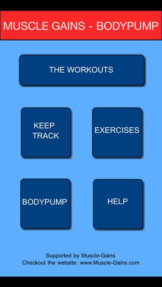 Muscle Gains Bodypump LITE