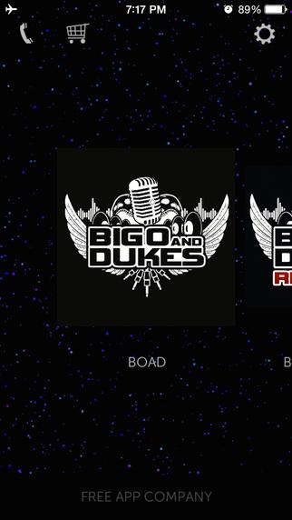 Big O and Dukes Show