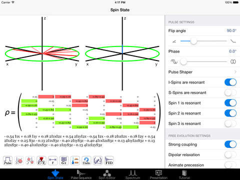 Insensitive iPad Screenshot 1