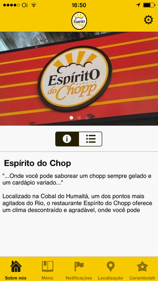 Espírito do Chopp