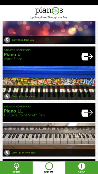 SFH Pianos