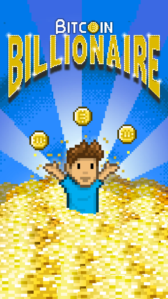 Image of Bitcoin Billionaire for iPhone