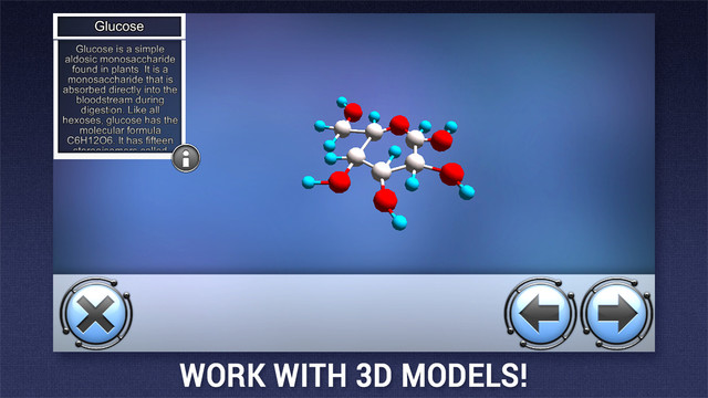 Chemistry Species 3D Prof