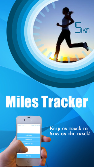 Miles Tracker - Keep on track to stay on the track