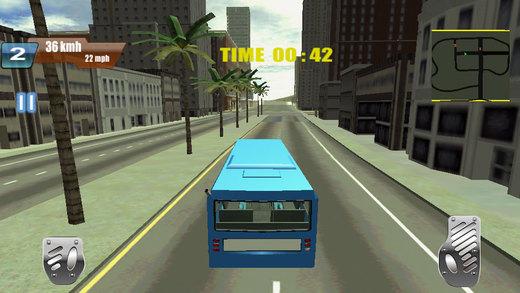 Bus Transport Driver Free