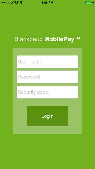 Blackbaud MobilePay