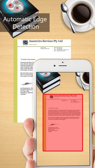 Easy Scanner - Top live pdf scanner app