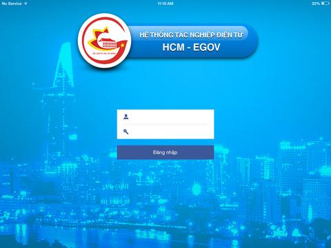 HCM eGov