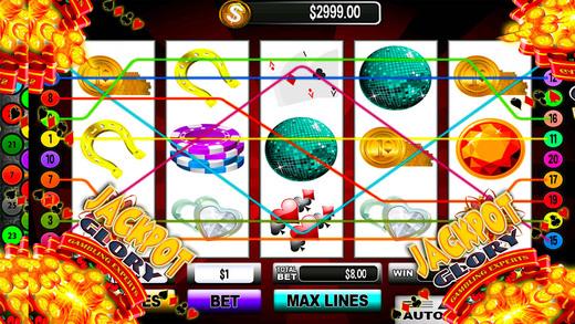 Royale Diamond Classic Casino Slot Machine - Turbo Dubstep Ace Pharaoh Supreme Egyptian Five Reels S