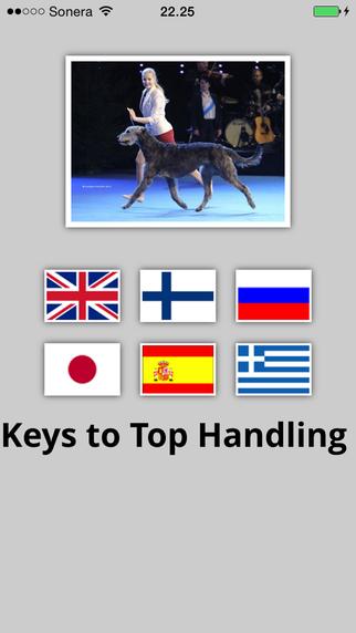 Keys to Top Handling
