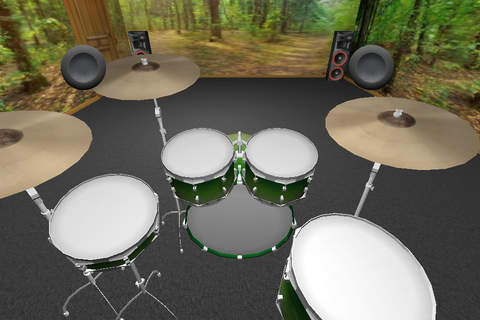 Drum Set 3D PRO screenshot 1