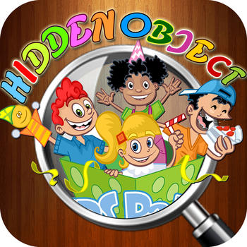 Messy Hidden Objects For Kids LOGO-APP點子