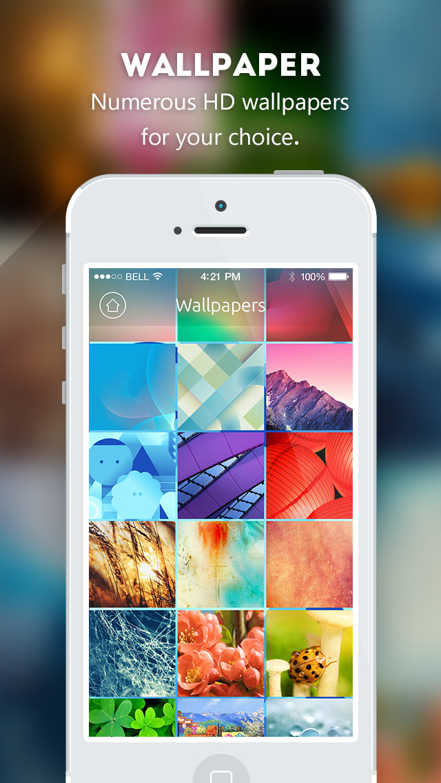 Wallpapers & Backgrounds Live Maker for Your Home Screen screenshot