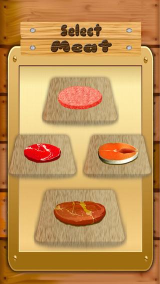 Big Burger Maker - Hamburger game